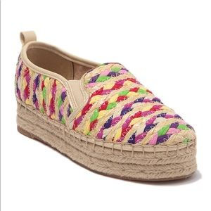Sam Edelman Carrin 3 Embroidered Espadrilles